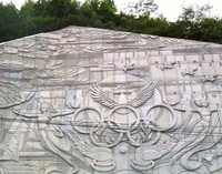 Beijing Olympic Wall