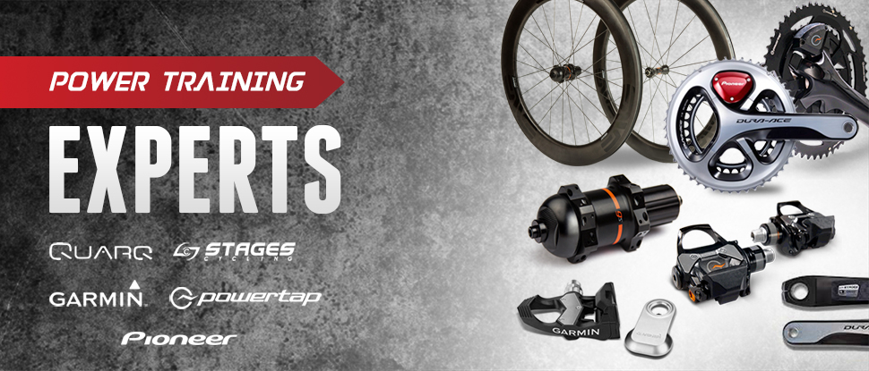 sport factory is staffed by cycling power training experts